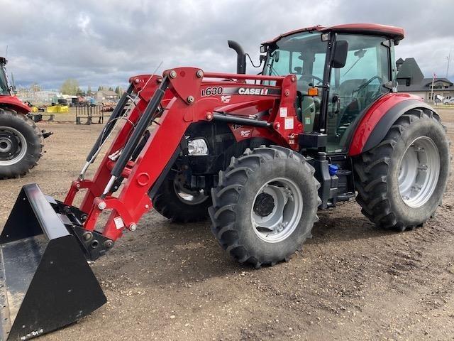 2018 Case IH Farmall 120C Hi-Lo Tractor For Sale