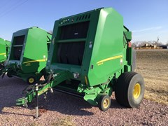 Baler-Round For Sale 2018 John Deere 560R