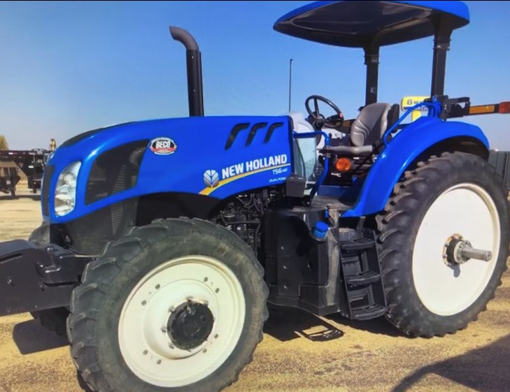 2015 New Holland TS6.140 Tractor For Sale