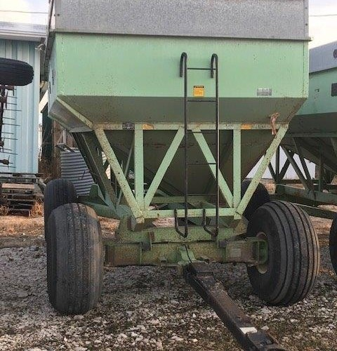 Parker 4800 Wagon For Sale