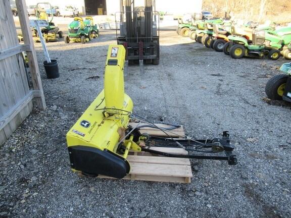 2004 John Deere 42 IN Snow Blower For Sale