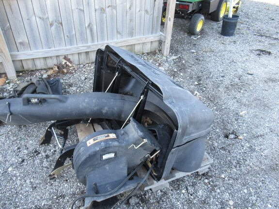 John Deere BAGGER Attachments For Sale