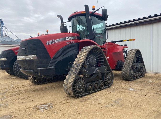 2013 Case IH Steiger 450 Rowtrack Tractor For Sale