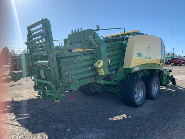 2019 Krone BP1290 Baler-Big Square For Sale