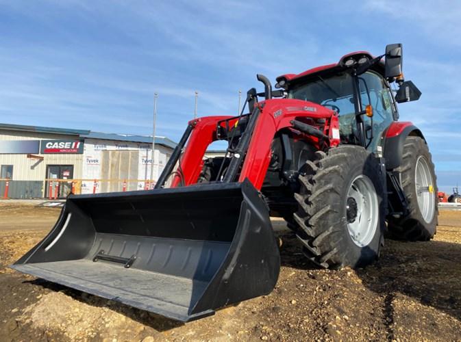 2019 Case IH MAXXUM 145MC Tractor For Sale