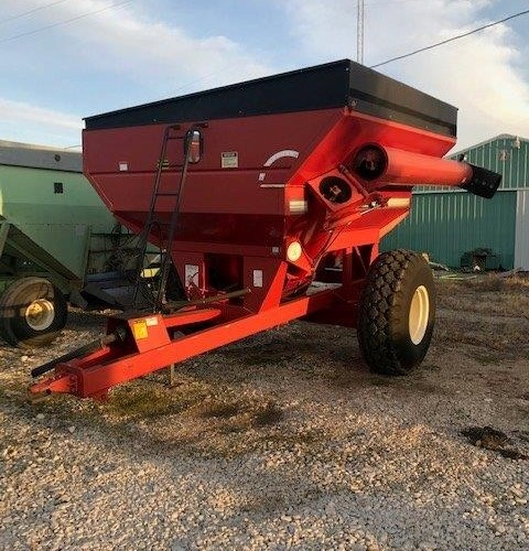1998 Brent 472 Grain Cart For Sale