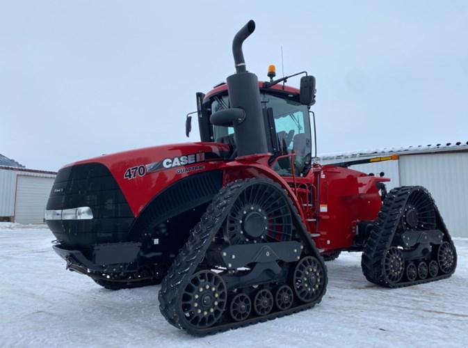 2016 Case IH Steiger 470 R Tractor For Sale