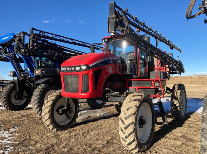 2015 Apache AS1020 Sprayer-Self Propelled For Sale
