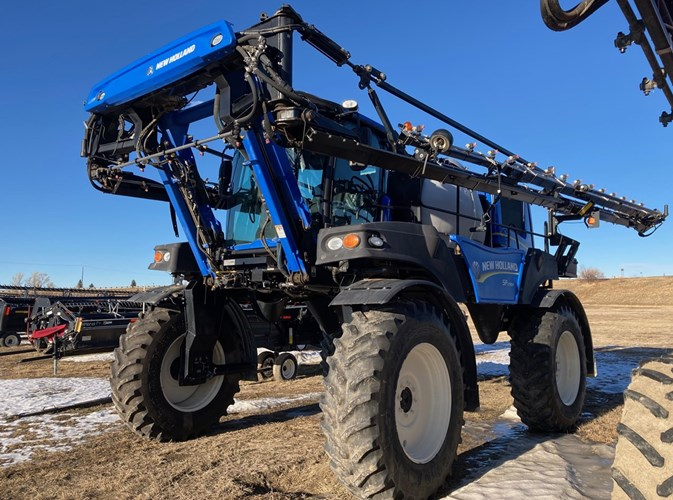 2016 New Holland SP.295F Sprayer-Self Propelled For Sale