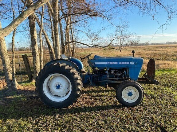 Ford 3000 Tractor - Utility For Sale