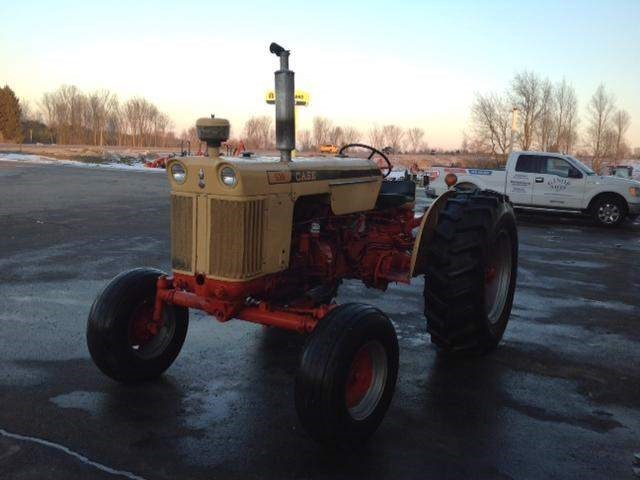1969 Case 531 Tractor For Sale