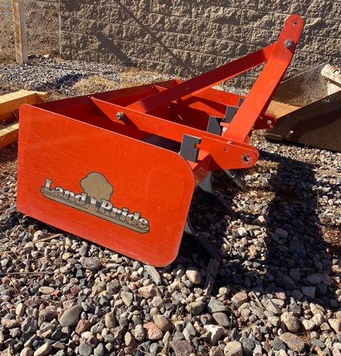 Land Pride BB1254 Scraper-Pull Type For Sale