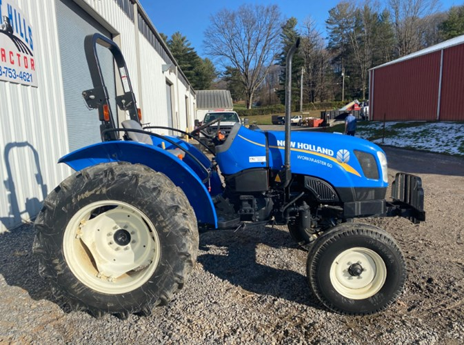 2015 New Holland Workmaster 60 Tractor For Sale