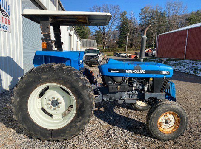 1998 New Holland 4630 Tractor For Sale
