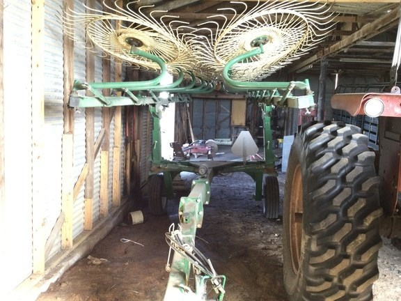 2015 Sitrex QR12 Hay Rake For Sale