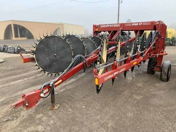 2012 Sitrex PRO17 Hay Rake-Wheel For Sale