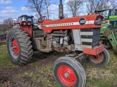 Tractor - Row Crop For Sale 1967 Massey Ferguson 1100 , 94 HP