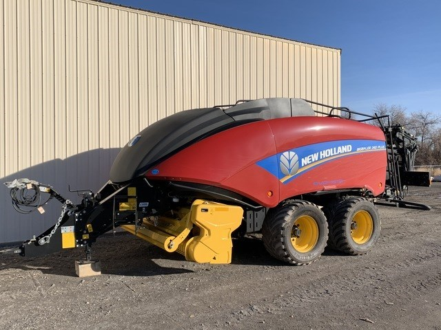 2021 New Holland 340S Baler-Square For Sale