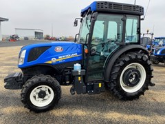 Tractor For Sale 2021 New Holland T4.100V , 99 HP