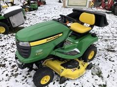 Lawn Mower For Sale 2013 John Deere X300 , 18 HP