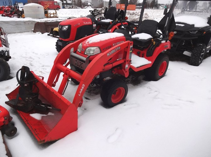 2007 Kubota BX2350 Tractor - Compact Utility For Sale