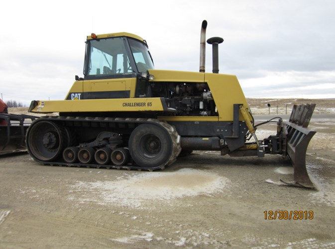 1990 Caterpillar CH65 Challenger Tractor For Sale