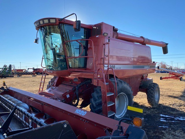 2006 Case IH 2388 Combine For Sale