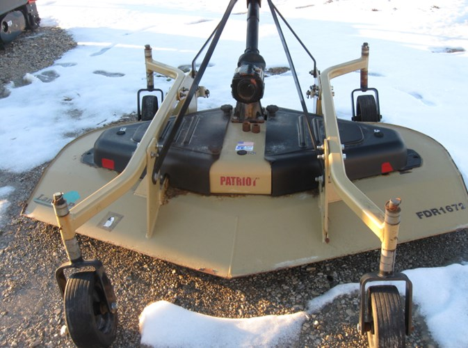 2007 Land Pride FDR1672 Rotary Cutter For Sale