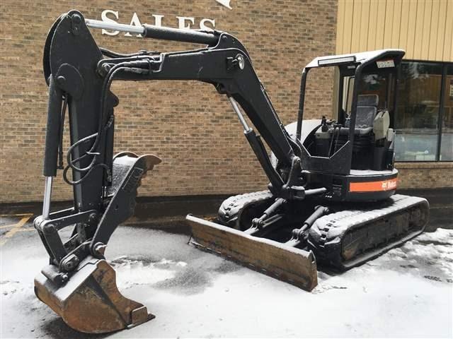 2004 Bobcat 435 Excavator-Mini For Sale