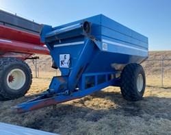 Grain Cart For Sale: Kinze 400