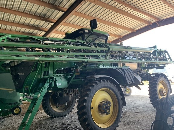 2018 John Deere R4038 Sprayer-Self Propelled For Sale
