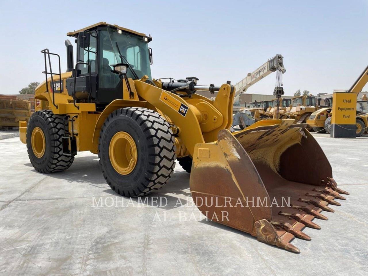 2018 Caterpillar 950GC Image 7