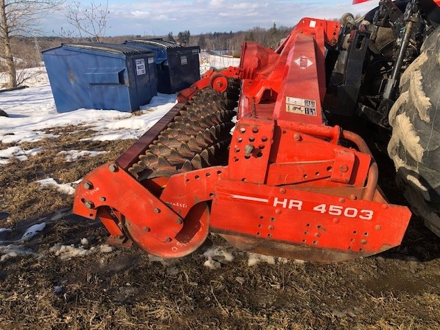 Kuhn HR4503 Power Harrow - Rotavator For Sale