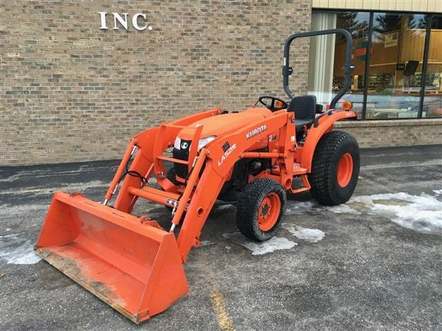 2017 Kubota L2501HST Tractor For Sale