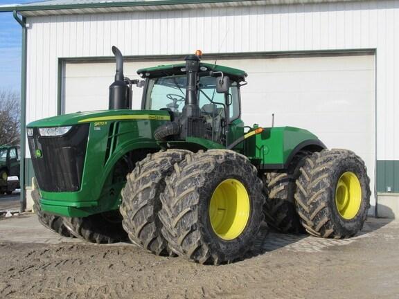 2015 John Deere 9570R Tractor - 4WD For Sale