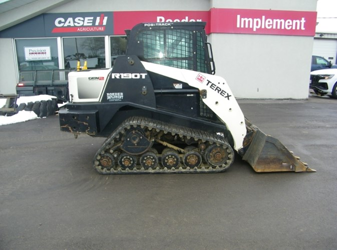 2016 Terex R190T Skid Steer-Track For Sale