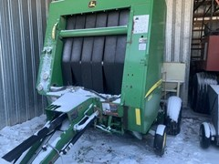 Baler-Round For Sale 2016 John Deere 459