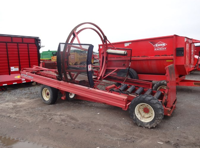 Anderson NWS660 Bale Wrapper For Sale