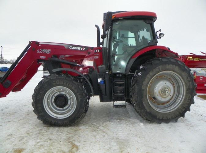 2012 Case IH Puma 130 CVT Tractor For Sale