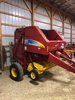 Baler-Round For Sale 2015 New Holland BR7050