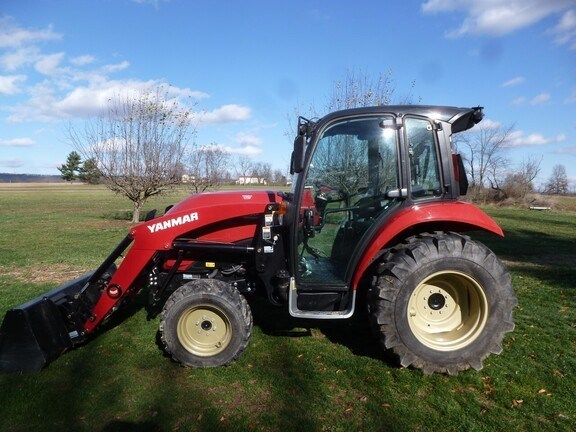 2020 Yanmar YM359 Tractor - Utility For Sale