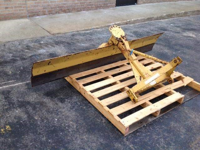 King Kutter 72 Blade Rear-3 Point Hitch For Sale