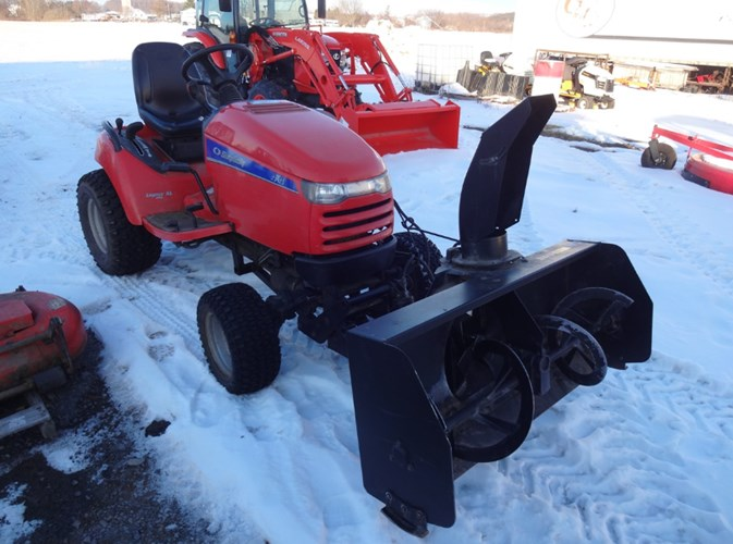 2008 Simplicity Legacy XL 27 Riding Mower For Sale