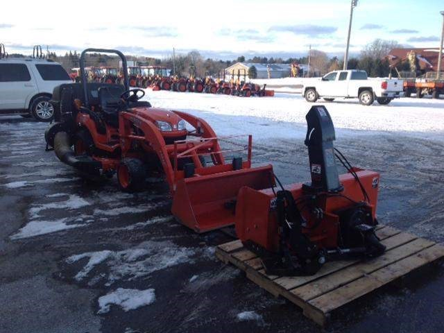 2013 Kubota BX2360V Tractor For Sale