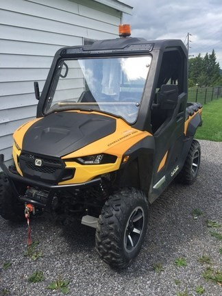 2017 Cub Cadet Challenger 550 - AS IS ATV For Sale