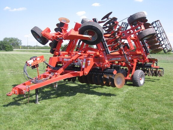 2017 Krause 8050 Vertical Tillage For Sale