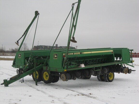 1993 John Deere 455 Grain Drill For Sale