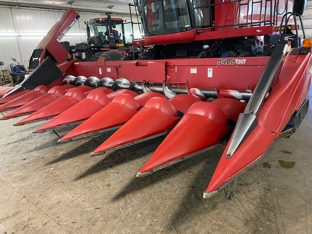 2010 Case IH 3408 Header-Corn For Sale