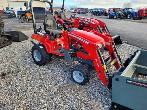 2021 Massey Ferguson GC1725M Tractor For Sale