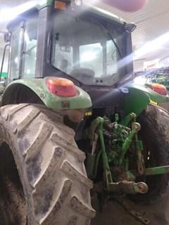 Tractor - Row Crop For Sale 2008 John Deere 7130 , 125 HP